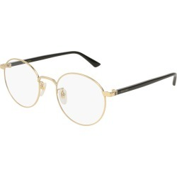 Gucci Gg0297Ok Unisex Eyeglasses Black found on MODAPINS from Eyezz.com for USD $282.00