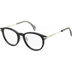 Tommy Hilfiger Th 1567/f Men's Eyeglasses Black found on Bargain Bro India from Eyezz.com for $176.00