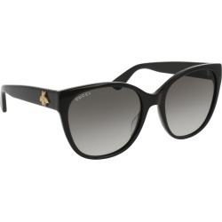 Gucci Gg0097S Women's Sunglasses Black found on MODAPINS from Eyezz.com for USD $407.00