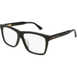 Gucci Gg0268Oa Men's Eyeglasses Black found on MODAPINS from Eyezz.com for USD $336.10