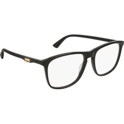 Gucci Gg0332O Unisex Eyeglasses Black found on MODAPINS from Eyezz.com for USD $239.00