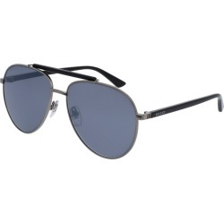 Gucci Gg0014S Men's Sunglasses Gold found on MODAPINS from Eyezz.com for USD $351.29