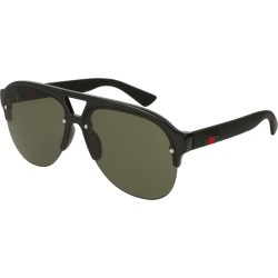 Gucci Gg0170S Men's Sunglasses Black found on MODAPINS from Eyezz.com for USD $342.76