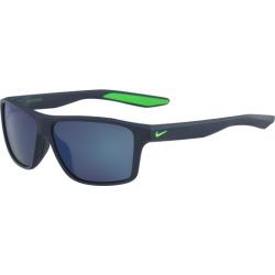 Nike Premier M Ev1072 Unisex Sunglasses MatteBlue/GreyBlueFlash found on MODAPINS from Eyezz.com for USD $163.00