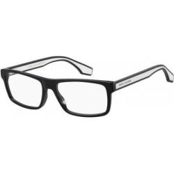Marc Jacobs 290 Unisex Eyeglasses BlackWhite found on MODAPINS from Eyezz.com for USD $184.00