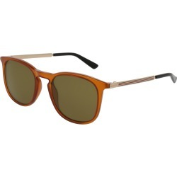 Gucci Gg0136S Unisex Sunglasses Yellow found on MODAPINS from Eyezz.com for USD $342.76