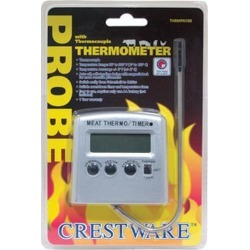 Crestware Digital Meat Thermometer