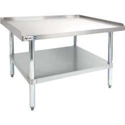 Adcraft 30x24x24 Stainless Steel Equipment StandsES-3024