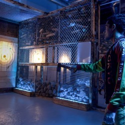 Rage Room Experience for 2 & Drinks