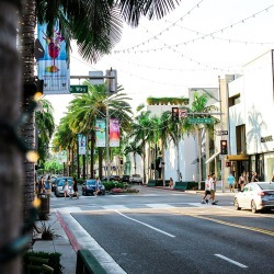 Los Angeles Photoshoot: Chic Beverly Hills with Personal Photographer