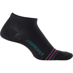 Icebreaker Women's Lifestyle Ultralight Cushion Low Cut - Black found on Bargain Bro India from atmosphere.ca for $14.51