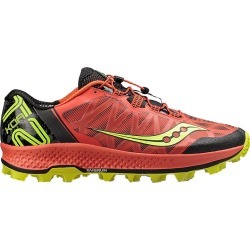 Saucony Men's Koa ST Trail Running Shoes - Orange/Citron found on Bargain Bro India from atmosphere.ca for $116.07