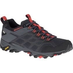 Merrell Men's Moab FST 2 WP Hiking Shoes - Black found on Bargain Bro India from atmosphere.ca for $130.27
