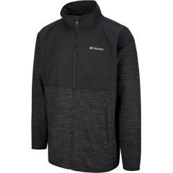 Columbia Men's Birch Wood II Full Zip Jacket - Black found on Bargain Bro India from atmosphere.ca for $83.27