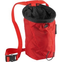 The North Face Chalk Bag Pro - Fiery Red/TNF Black