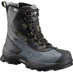 Columbia Men's Powderhouse Titanium Omni-Heat 3D OutDry Winter Boots - Black/Mosstone