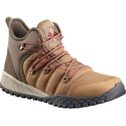 Columbia Men's Fairbanks 503 Casual Boots - Elk/Rust