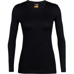 Icebreaker Women's Oasis 200 Long Sleeve Crewe Top found on Bargain Bro India from atmosphere.ca for $79.82