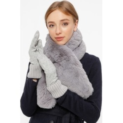 Gray - Acrylic - Glove - NW Accessory found on Bargain Bro Philippines from en.modanisa.com for $10.54