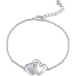 Silver tone - Bracelet - Monemel found on Bargain Bro Philippines from en.modanisa.com for $36.66