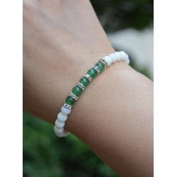 Green - Bracelet - Stoneage found on Bargain Bro Philippines from en.modanisa.com for $4.42