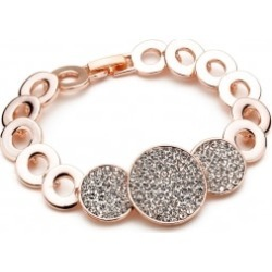Pink - Gold - Bracelet - Modex found on Bargain Bro Philippines from en.modanisa.com for $8.06