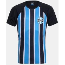 Camisa Legend Grêmio 2019 Stripes Preta Masculina G found on Bargain Bro Philippines from PaquetaEsportes for $29.40