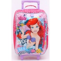 Mochila Dermiwil Infantil Ariel Rosa - Único found on Bargain Bro Philippines from Gaston for $48.02