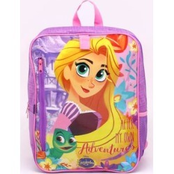 Mochila Dermiwil Infantil Rapunzel Lilás - Único found on Bargain Bro Philippines from Gaston for $37.73