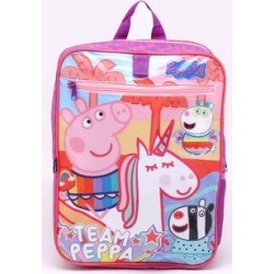 Mochila Dermiwil Infantil Peppa Pig Lilás - Único found on Bargain Bro Philippines from Gaston for $37.73