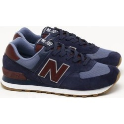 Tênis New Balance 574 Marinho Masculino - 39 found on Bargain Bro Philippines from PaquetaBR for $186.20