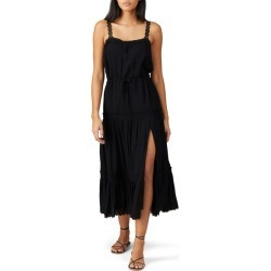 Paige Amity Dress black found on MODAPINS from Rent the Runway for USD $40.00