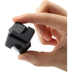 Focus Toy Alloy Fidget Cube Spinner