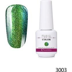 Soak-off Glitter Color-changing Nail Beauty Nail Polish