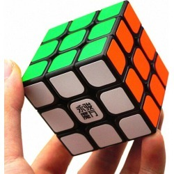 YJ 3 x 3 x 3 Speed Smooth Magic Cube Finger Puzzle Fidget Toy Gift