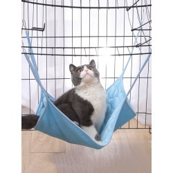 Breathable Cat Hanging Bed Cat Mesh Hammock