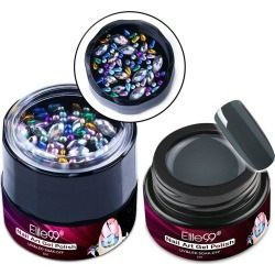 5ML Soak Off Nail Art Painting Gel Nail Polish with Diamond found on MODAPINS from dresslily for USD $4.81
