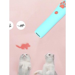 Pet Toys Laser Projector Cat Catcher Teaser Toy