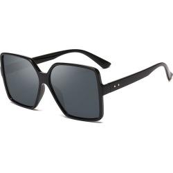 Polarized Oversized Square Sunglasses