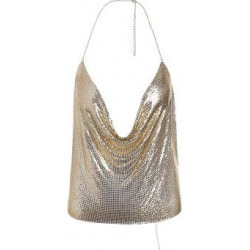 Shimmering Metal Bra Halter Body Jewelry found on MODAPINS from dresslily for USD $12.18