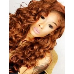 Curly Long Synthetic Wig