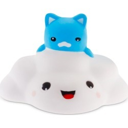 Cute Cartoon Cloud Cat PU Foam Squishy Toy 1pc Stress Relief Product Decoration Gift