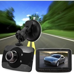 H20 1080P Full HD 12.0MP 3.0 inch Screen Car DVR Recorder found on Bargain Bro India from gearbest for $29.65