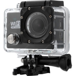 SJ6000 1080P 30fps Full HD WiFi Action Camera found on Bargain Bro India from gearbest for $47.19