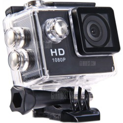 A9 HD 1080P MJPEG 2 inch LCD IP68 30m Waterproof Sports Action Camera DVR found on Bargain Bro India from gearbest for $29.09