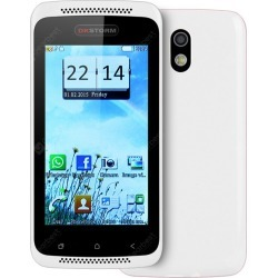 328 Quad Band Touch Screen Phone