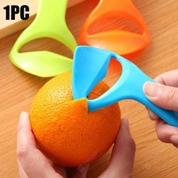 Handheld Orange Peeler Fruit Vegetable Remover