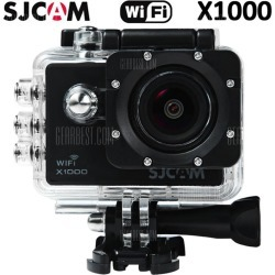 Original SJCAM X1000 1080P Sport Camera found on Bargain Bro India from gearbest for $85.00