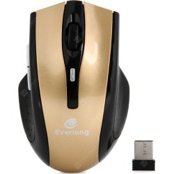 Everlong EX6 2.4G Wireless Optical Gaming Mouse