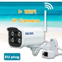 ESCAM Brick QD900 WIFI 1080P H.264 Waterproof IP Camera found on Bargain Bro India from gearbest for $63.24